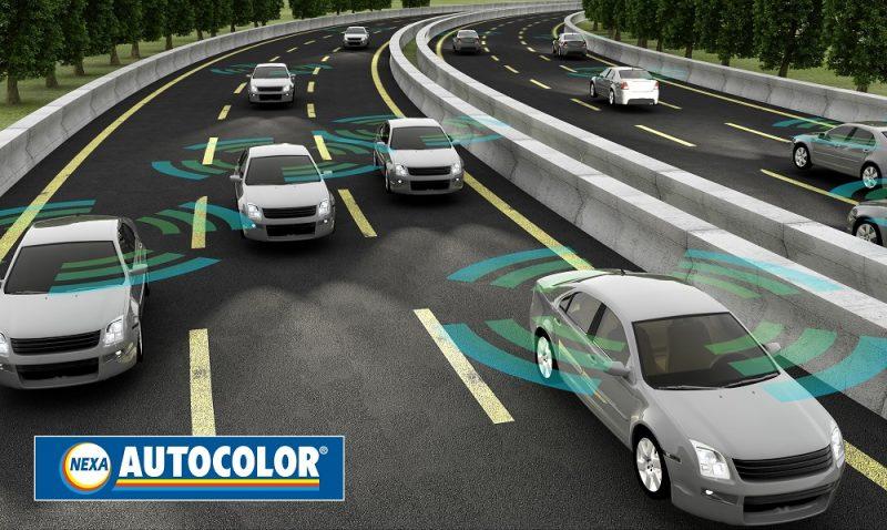 Perchè le auto autonome avranno colori chiari