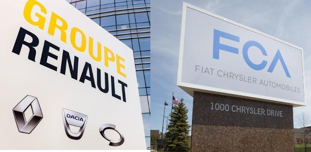 Prove di matrimonio tra FCA e Renault