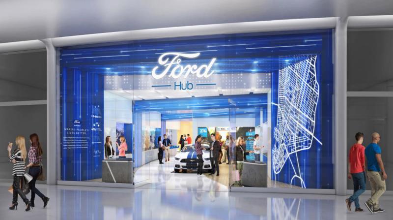 Il futuro della mobilità cittadina secondo Ford