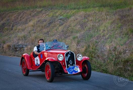 Gran Premio Nuvolari: dal 16 al 19 settembrela 31 edizione della corsa auto storiche