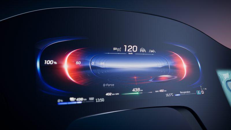 Mercedes MBUX Hyperscreen: il nuovo display per la Stella