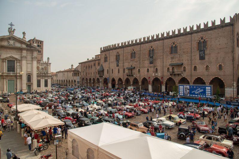 Parte il Gran Premio Nuvolari con oltre 300 equipaggi da tutto il mondo