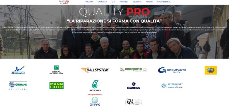 Quality PRO ritorna a settembre