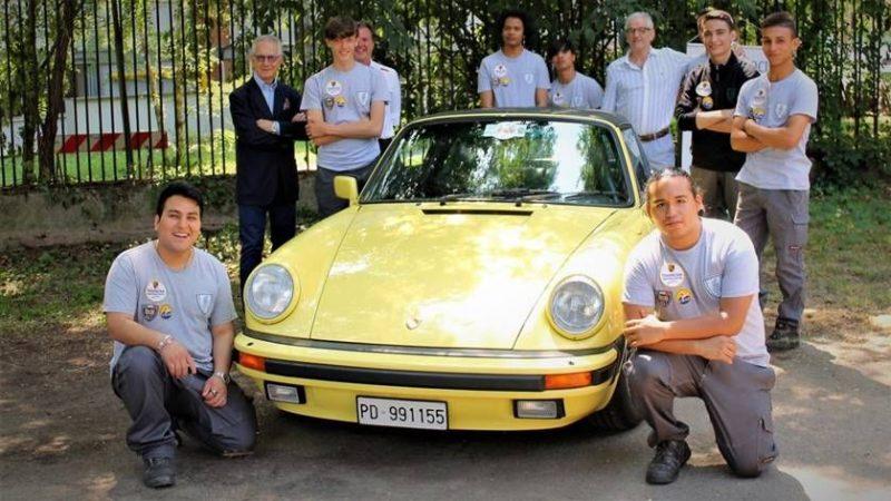 Restauratori auto: il CMAE a fianco del CAPAC per formazione dei giovani