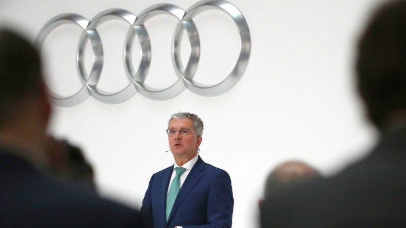 Dieselgate, la polizia arresta il numero uno di Audi